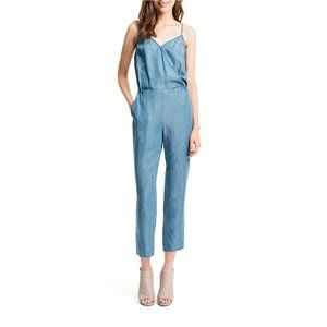Cece by Cynthia Steffe Felicity Chambray Jumpsuit